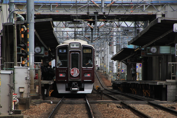 阪急・・夏・・_d0202264_1951868.jpg