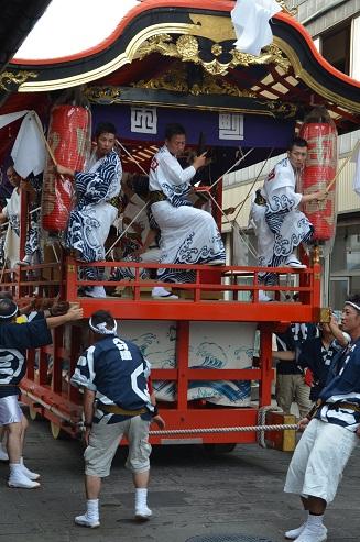 臼杵祇園祭_d0230676_9173485.jpg