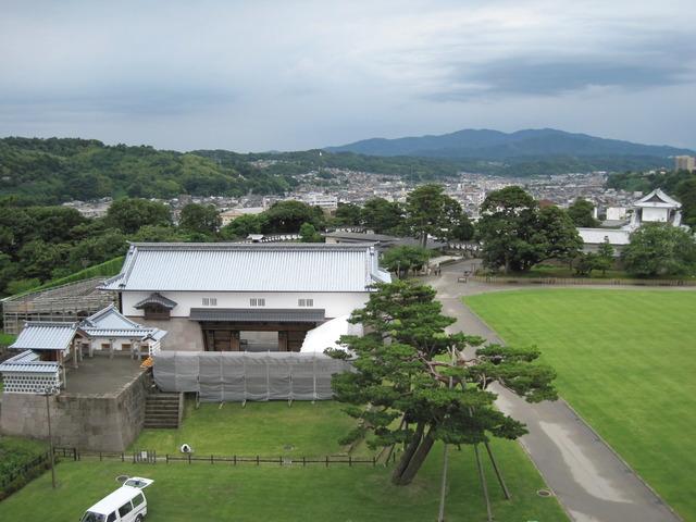 第6話 金沢城をぐるっと一回り_f0100593_8544281.jpg