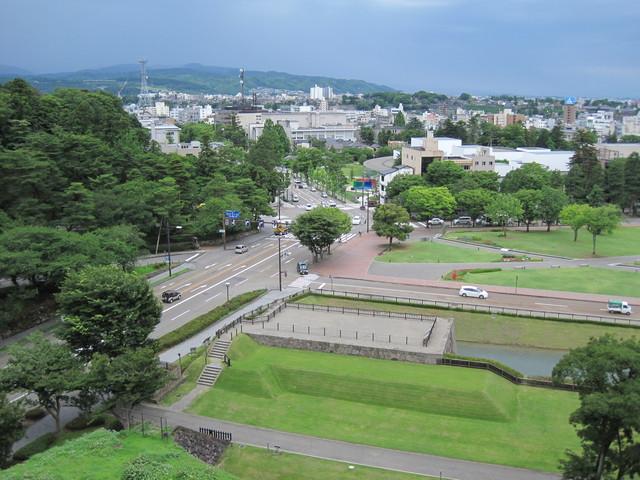 第6話 金沢城をぐるっと一回り_f0100593_901870.jpg