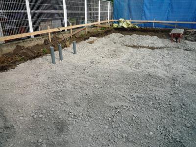 コンクリート基礎が出来るまで_a0148909_1050342.jpg