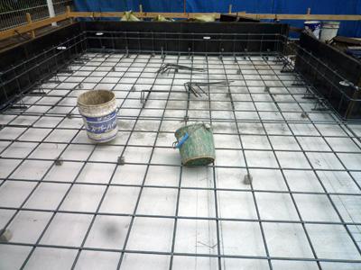 コンクリート基礎が出来るまで_a0148909_105163.jpg