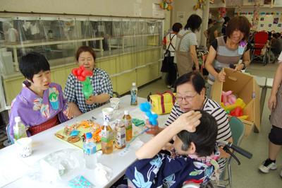 第15回聖愛園夏祭りを開催!!_a0154110_16364166.jpg