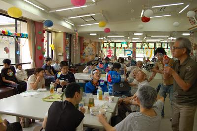 第15回聖愛園夏祭りを開催!!_a0154110_16365955.jpg