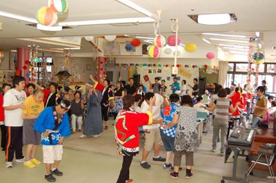 第15回聖愛園夏祭りを開催!!_a0154110_16373176.jpg