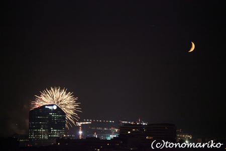 キャトルズ・ジュイエ前夜祭花火_c0024345_636136.jpg