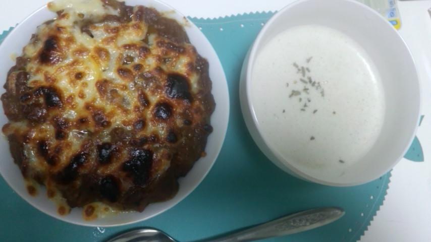 料理。カレードリア_e0114246_7382359.jpg