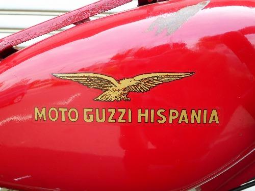 Moto Guzzi Hispania 65_a0208987_13113883.jpg
