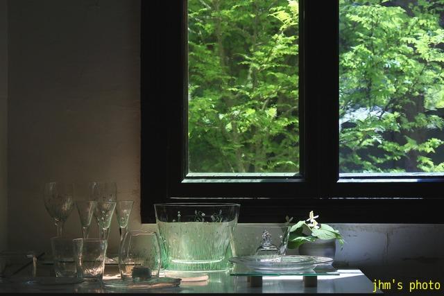 透き通る光とガラス模様_a0158797_0445414.jpg