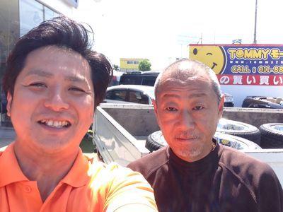 海の日 開店! クマブログ ランクル トミー 札幌 ハマー_b0127002_184342100.jpg