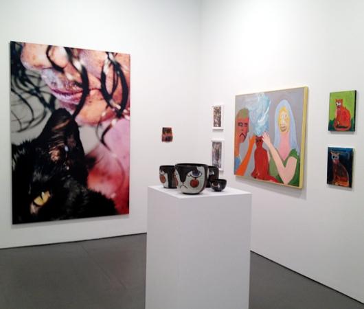 猫好きにオススメのアート展示会「The Cat Show」がチェルシーのギャラリーで開催中_b0007805_122088.jpg