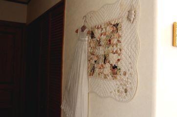 ハワイアンタペトップ完成& キルトとお花の映えるお家^^_b0158421_18343928.jpg