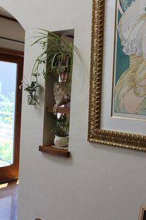 ハワイアンタペトップ完成& キルトとお花の映えるお家^^_b0158421_1836750.jpg