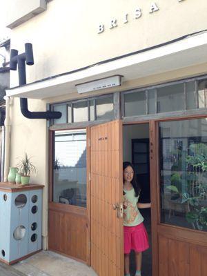 《cafe & bar  Brisa do》オープンしました★_d0168331_15442652.jpg