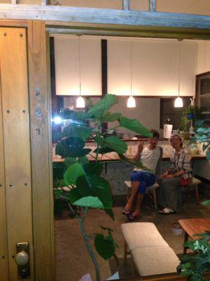 《cafe & bar  Brisa do》オープンしました★_d0168331_15442728.jpg
