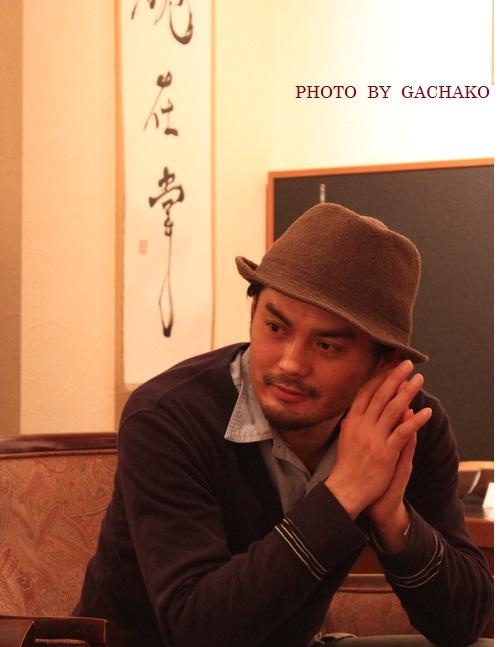 帽子の似合う男達_e0241944_2135289.jpg