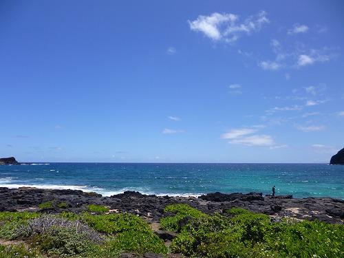 ハワイ☆2013~マカプウからワイマナロビーチへ、そしてカイルアでプレートランチ♪_f0207146_9265028.jpg