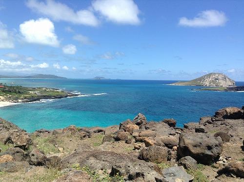 ハワイ☆2013~マカプウからワイマナロビーチへ、そしてカイルアでプレートランチ♪_f0207146_92685.jpg