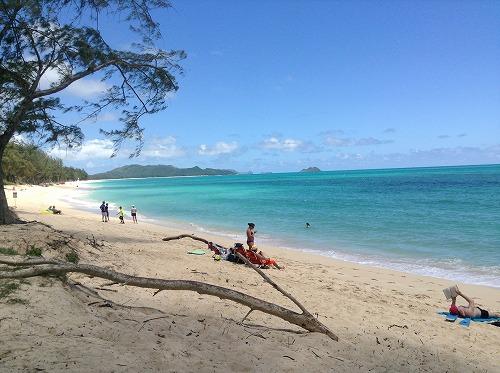 ハワイ☆2013~マカプウからワイマナロビーチへ、そしてカイルアでプレートランチ♪_f0207146_9271724.jpg