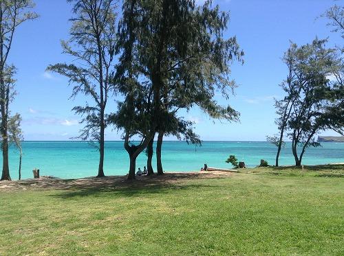 ハワイ☆2013~マカプウからワイマナロビーチへ、そしてカイルアでプレートランチ♪_f0207146_927762.jpg