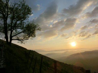 ピレネー山脈を越える 2日目(1)_f0019247_15142244.jpg