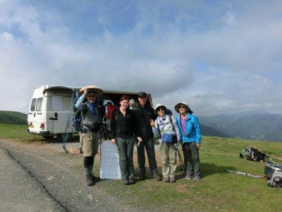 ピレネー山脈を越える 2日目(1)_f0019247_1528432.jpg