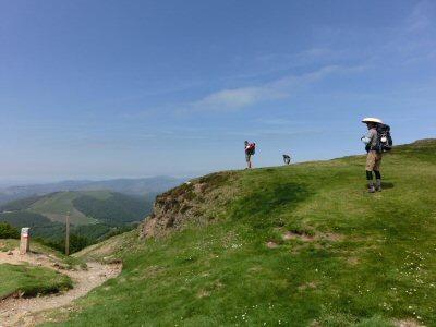 ピレネー山脈を越える 2日目(1)_f0019247_15424959.jpg