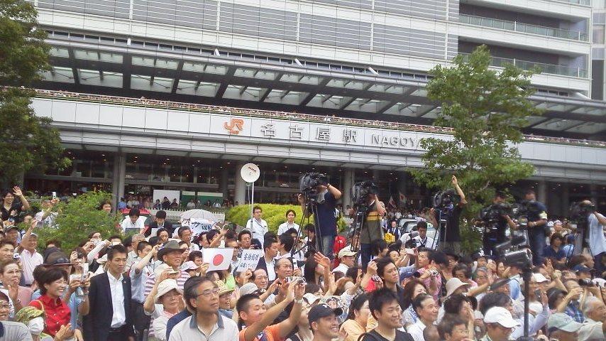 安倍晋三総裁 VS 小泉進次郎青年局長!?_b0157157_16375817.jpg