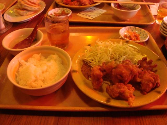 東新宿「餃子市」へ行く。_f0232060_15515414.jpg