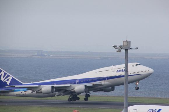 夕方 羽田空港HND_d0202264_815797.jpg