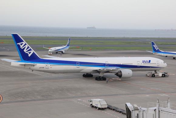 夕方 羽田空港HND_d0202264_8165995.jpg