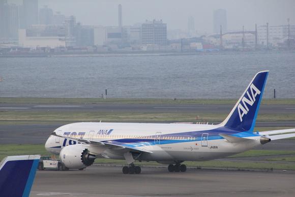 夕方 羽田空港HND_d0202264_8264927.jpg