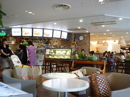 J.S. BURGERS CAFE ルミネ池袋店_c0152767_2383613.jpg
