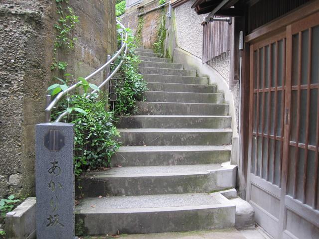第8話 主計町の「暗がり坂」と「あかり坂」を歩いてみる_f0100593_1936553.jpg
