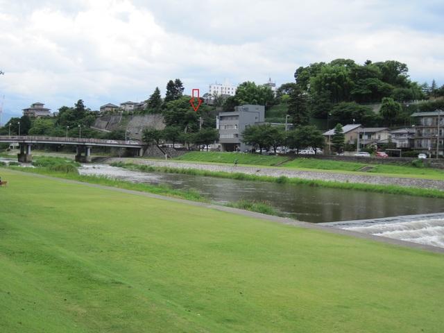 第9話 犀川を見下ろすW坂_f0100593_21193852.jpg