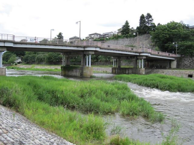 第9話 犀川を見下ろすW坂_f0100593_21214366.jpg