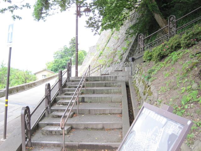 第9話 犀川を見下ろすW坂_f0100593_21215983.jpg