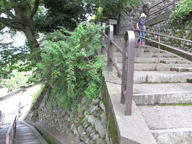 第9話 犀川を見下ろすW坂_f0100593_21231031.jpg