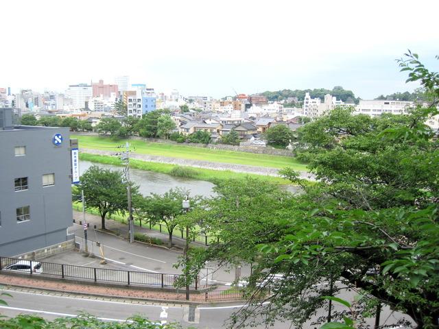 第9話 犀川を見下ろすW坂_f0100593_2125933.jpg