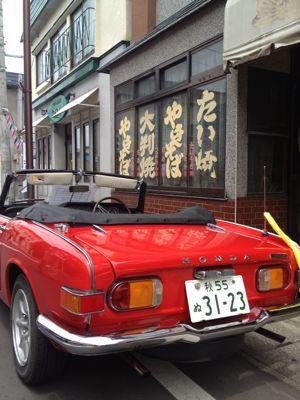 クラッシックカーこみせ_a0134394_7214125.jpg
