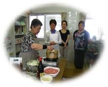 クッキング教室: 炸醤麺(ジャージアンミエン)を作る_d0250505_1644877.jpg