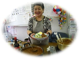 クッキング教室: 炸醤麺(ジャージアンミエン)を作る_d0250505_1645353.jpg