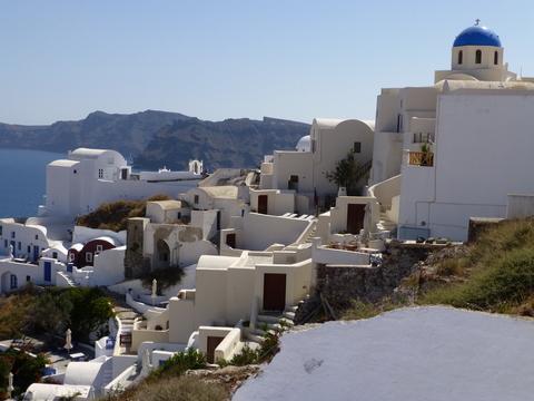 ギリシャ サントリーニ島2日目-4(教会)_e0237625_18265827.jpg