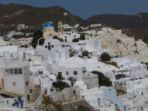 ギリシャ サントリーニ島2日目-4(教会)_e0237625_18341655.jpg