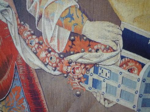 La Dame à la licorne 。。。@貴婦人と一角獣展 | 国立新美術館(東京・六本木)♪•*¨*•.¸¸♪♡✝_a0053662_14551483.jpg