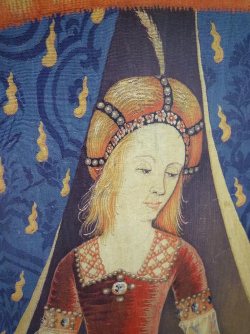 La Dame à la licorne 。。。@貴婦人と一角獣展 | 国立新美術館(東京・六本木)♪•*¨*•.¸¸♪♡✝_a0053662_14564787.jpg