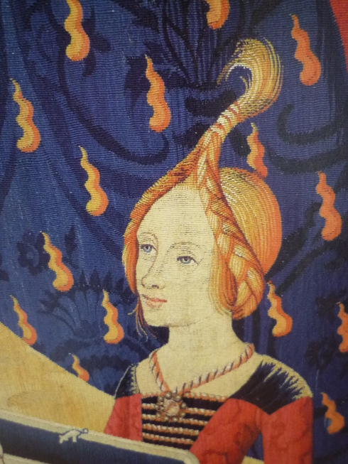 La Dame à la licorne 。。。@貴婦人と一角獣展 | 国立新美術館(東京・六本木)♪•*¨*•.¸¸♪♡✝_a0053662_14594187.jpg