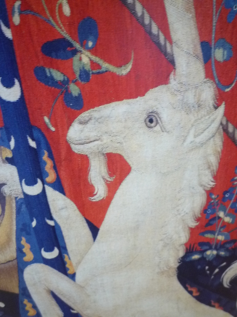 La Dame à la licorne 。。。@貴婦人と一角獣展 | 国立新美術館(東京・六本木)♪•*¨*•.¸¸♪♡✝_a0053662_1502843.jpg