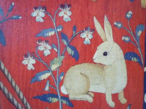 La Dame à la licorne 。。。@貴婦人と一角獣展 | 国立新美術館(東京・六本木)♪•*¨*•.¸¸♪♡✝_a0053662_15154497.jpg