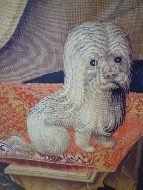La Dame à la licorne 。。。@貴婦人と一角獣展 | 国立新美術館(東京・六本木)♪•*¨*•.¸¸♪♡✝_a0053662_152139.jpg